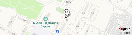 Все для дома, магазин на карте Эммауса