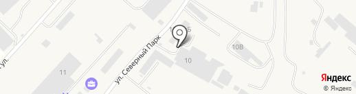 РУС-СЕРВИС на карте Орла