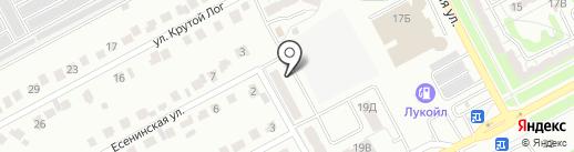 Жилсервис на карте Курска