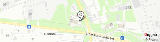 А2 на карте Курска
