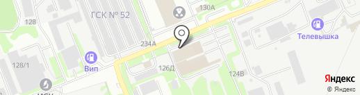 Авто-Зона на карте Курска