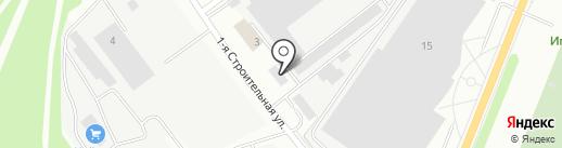 АЗТ Сервис Курск на карте Курска