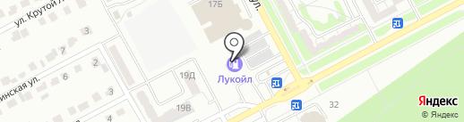 Русьнефть-Курск на карте Курска