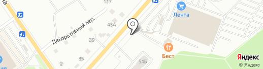 Имиджавто на карте Орла