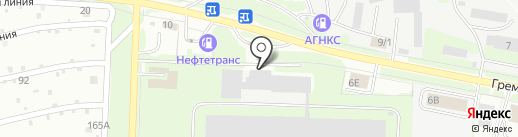 ОкнаПластика на карте Курска