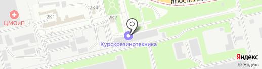 Ник на карте Курска