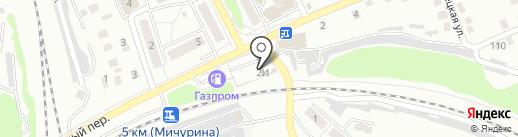 Косметика Белоруссии на карте Орла