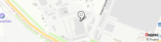 Экология Сервис на карте Курска