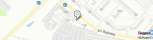 Феррмейдж на карте Орла
