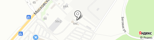 АРТ Реклама на карте Орла