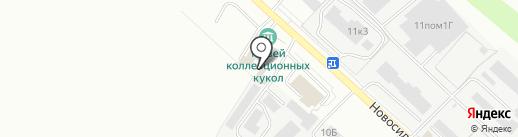 АвтоГарант на карте Орла