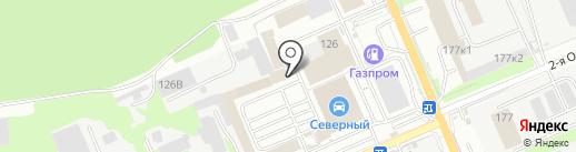 Автостекло 46 на карте Курска
