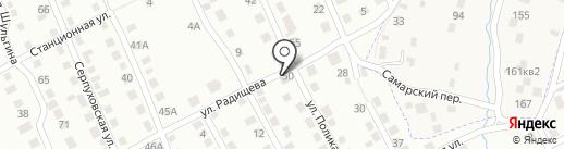 Почтовое отделение №31 на карте Орла