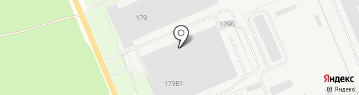ТЛК ФЛАГМАН на карте Курска