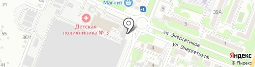 Пит-Стоп на карте Курска