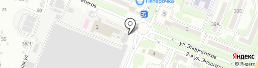 PIT STOP на карте Курска