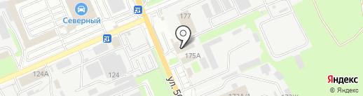 Агротехстрой на карте Курска