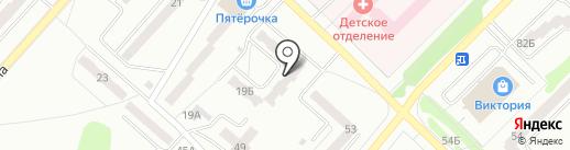 Максавит на карте Орла