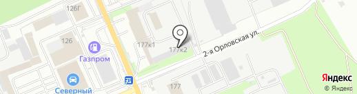 Автодоктор на карте Курска