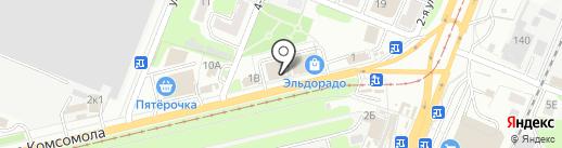 ЭкоТранс на карте Курска