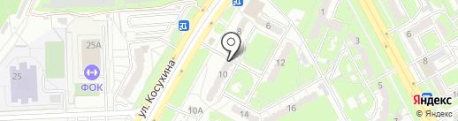 Weblife-studio на карте Курска