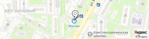 Смешные цены на карте Курска