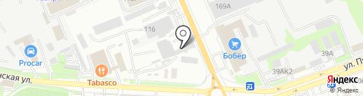 Масло Центр на карте Курска