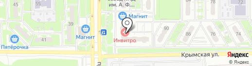 Имидж на карте Курска