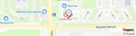 Ателье Елены Гесс на карте Курска
