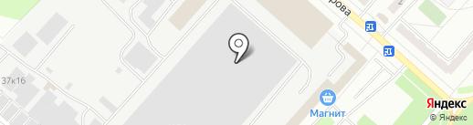 СК ЖЭУ-12 на карте Орла