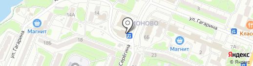 BUFFALO на карте Курска