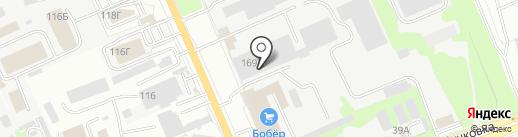 Аппетитница на карте Курска