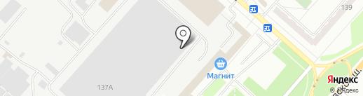 Металлообработка-Орел на карте Орла