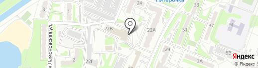 Старт Академия на карте Курска