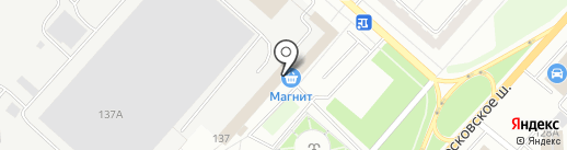 АВТОКОМ, ЗАО на карте Орла