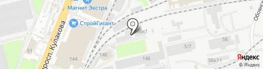 Мастерская по ремонту электродвигателей на карте Курска