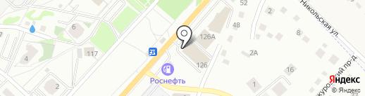 Банкомат, Росбанк, ПАО на карте Орла