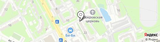 Мастерская по реставрации подушек и перин на карте Курска