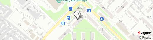 Алина на карте Орла