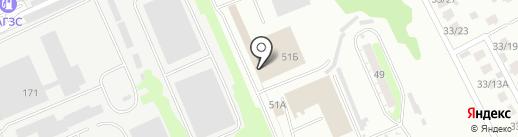 Курскавторемонт на карте Курска