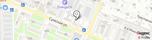 АвтоИнКор на карте Курска
