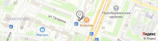 Встреча на карте Курска