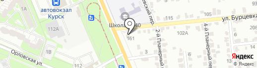 RestorFX на карте Курска