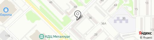 Чародейка на карте Орла