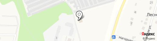 АвтоГазсервис на карте Орла