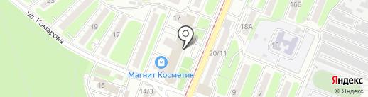 Белита-Витекс на карте Курска