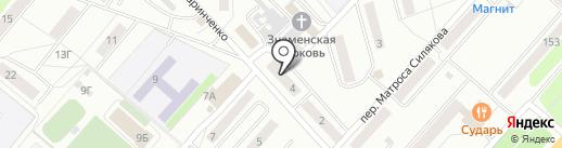 Пивной погребок на карте Орла