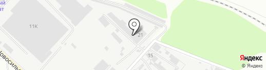 Пульсар-Проф на карте Орла