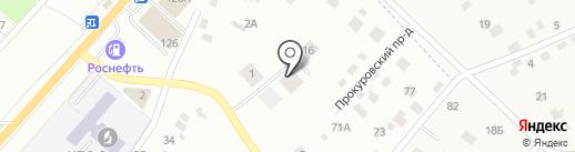 Svdecor на карте Орла