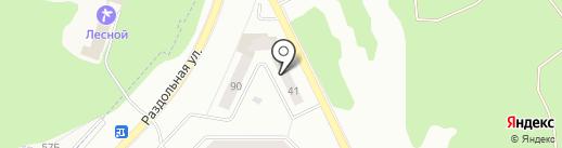 ЖЭУ №16 на карте Орла